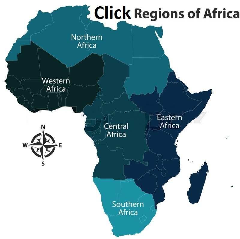 Pioture of Map of Africa